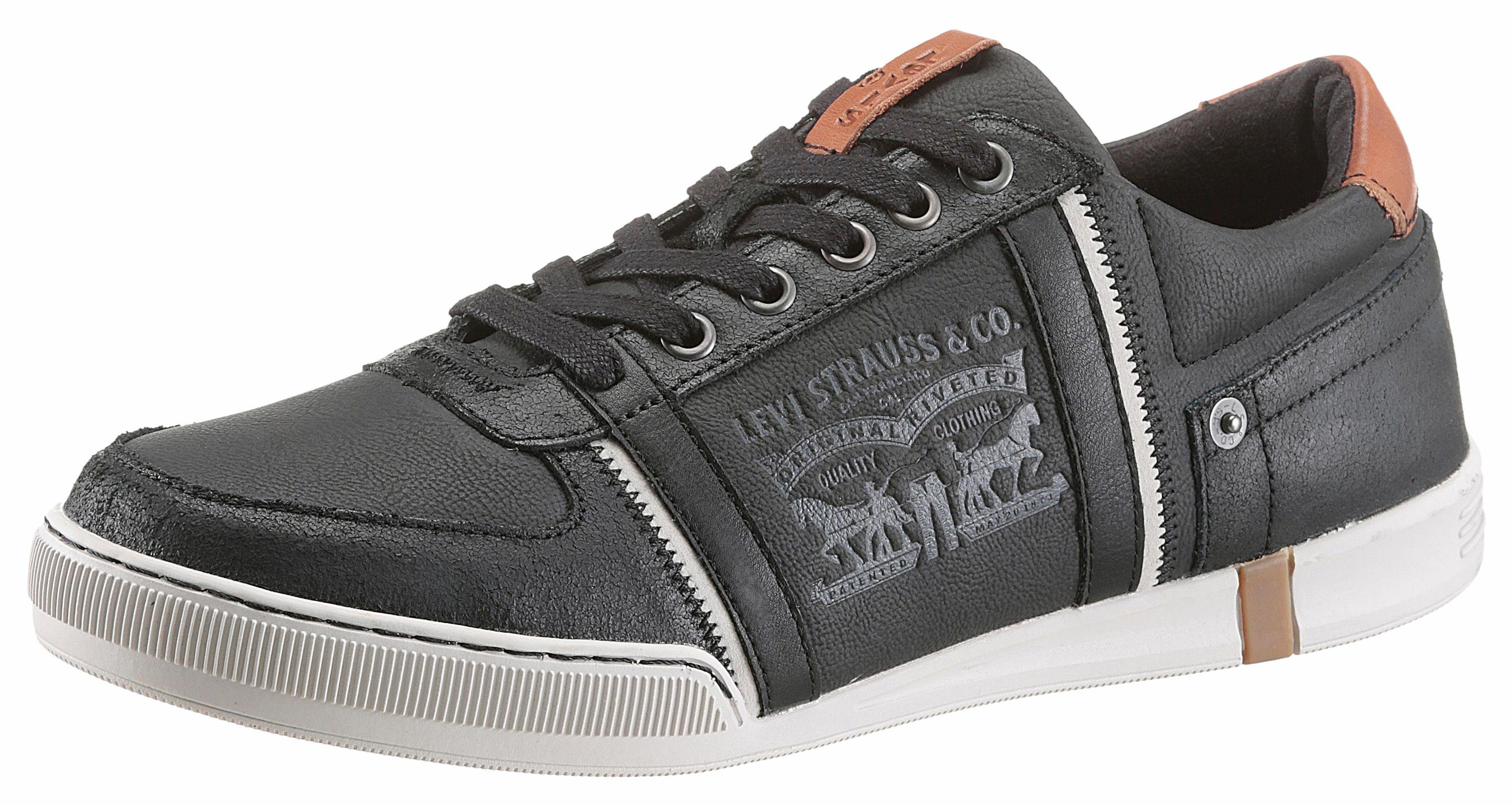 Levi's® Tioga Sneaker, mit herausnehmbarer Innensohle online kaufen  schwarz