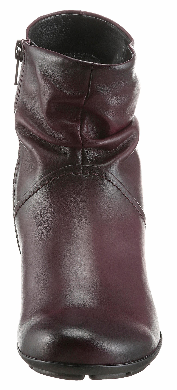 Gabor Stiefelette, in herbstlichen Farben kaufen  weinrot