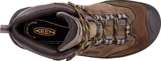 Keen Kletterschuh Wanderer Mid WP Shoes Women