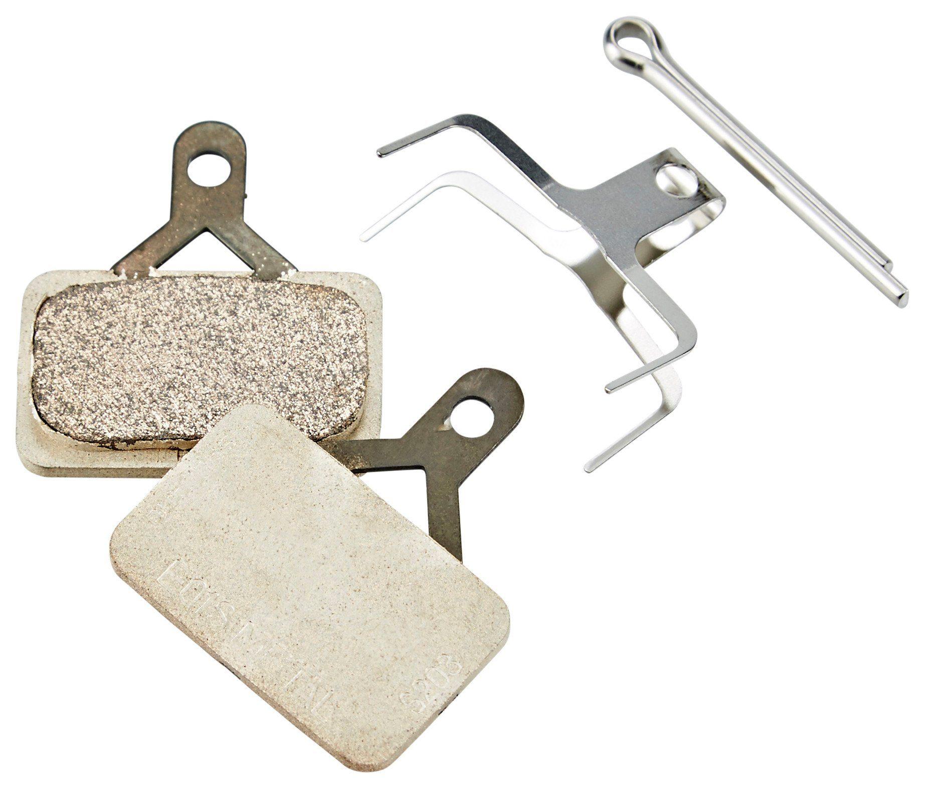 Shimano Bremsbelag »E01S Scheibenbremsbelag Metall«