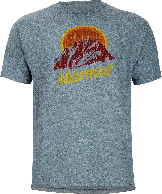 Marmot T-Shirt »Pikes Peak Tee SS Men«