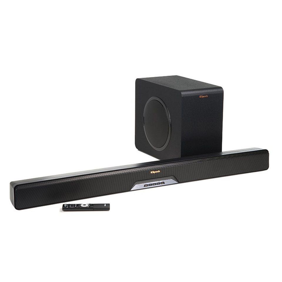 klipsch hochwertige soundbar mit einem drahtlosen subwoofer rsb 11 online kaufen otto. Black Bedroom Furniture Sets. Home Design Ideas