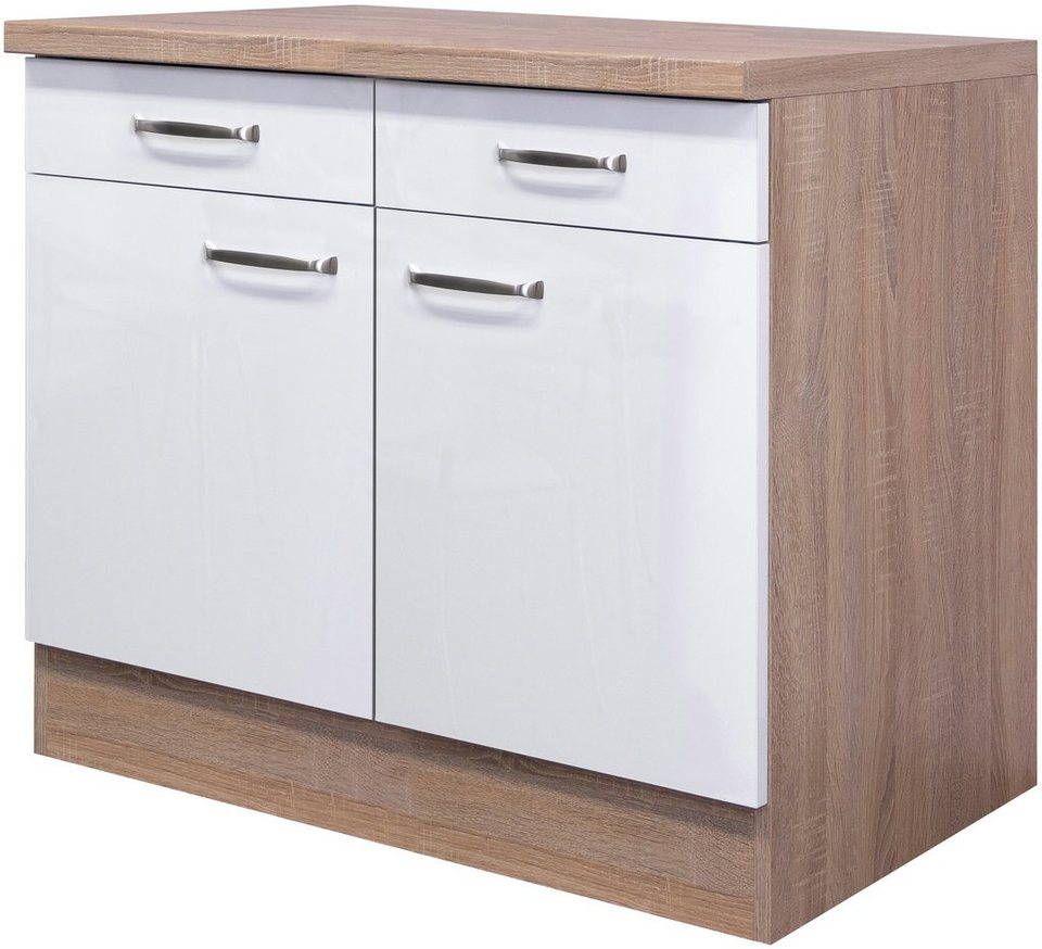 Küchenunterschrank »Florenz, Breite 100 cm« kaufen | OTTO