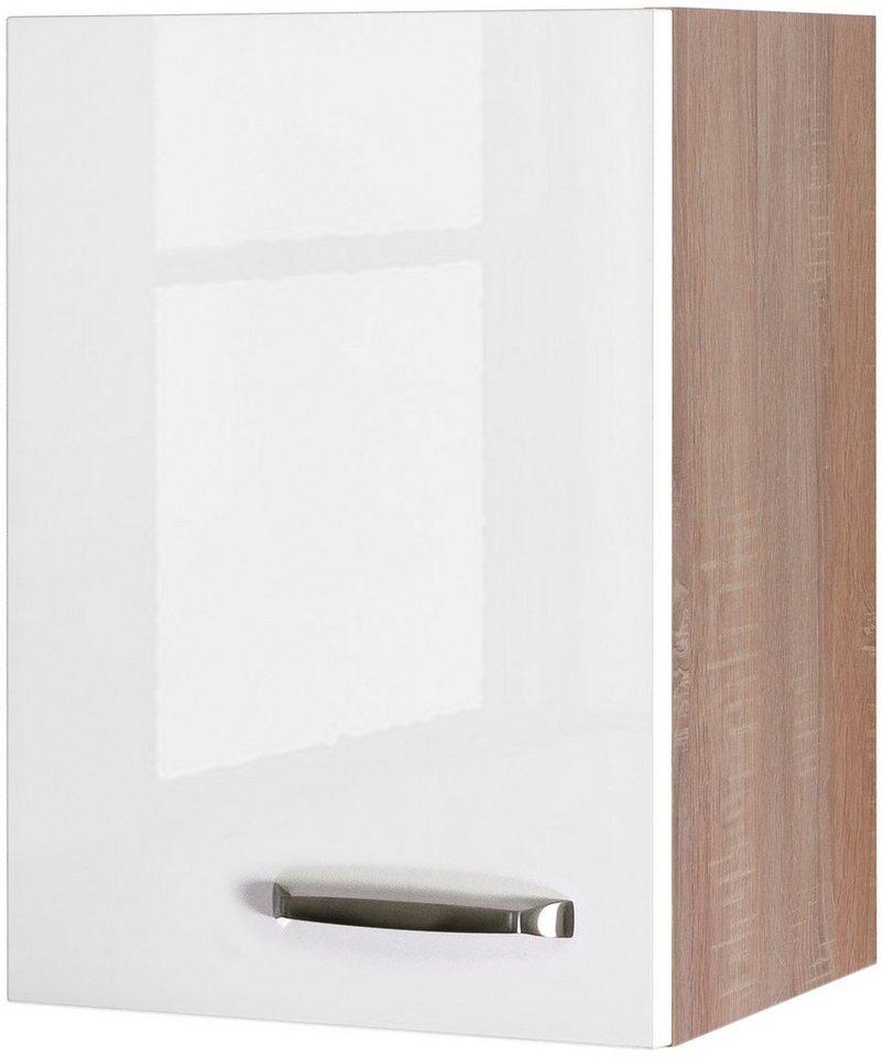 Küchenhängeschrank Weiß: Küchenhängeschrank »Florenz, Breite 40 Cm« Kaufen