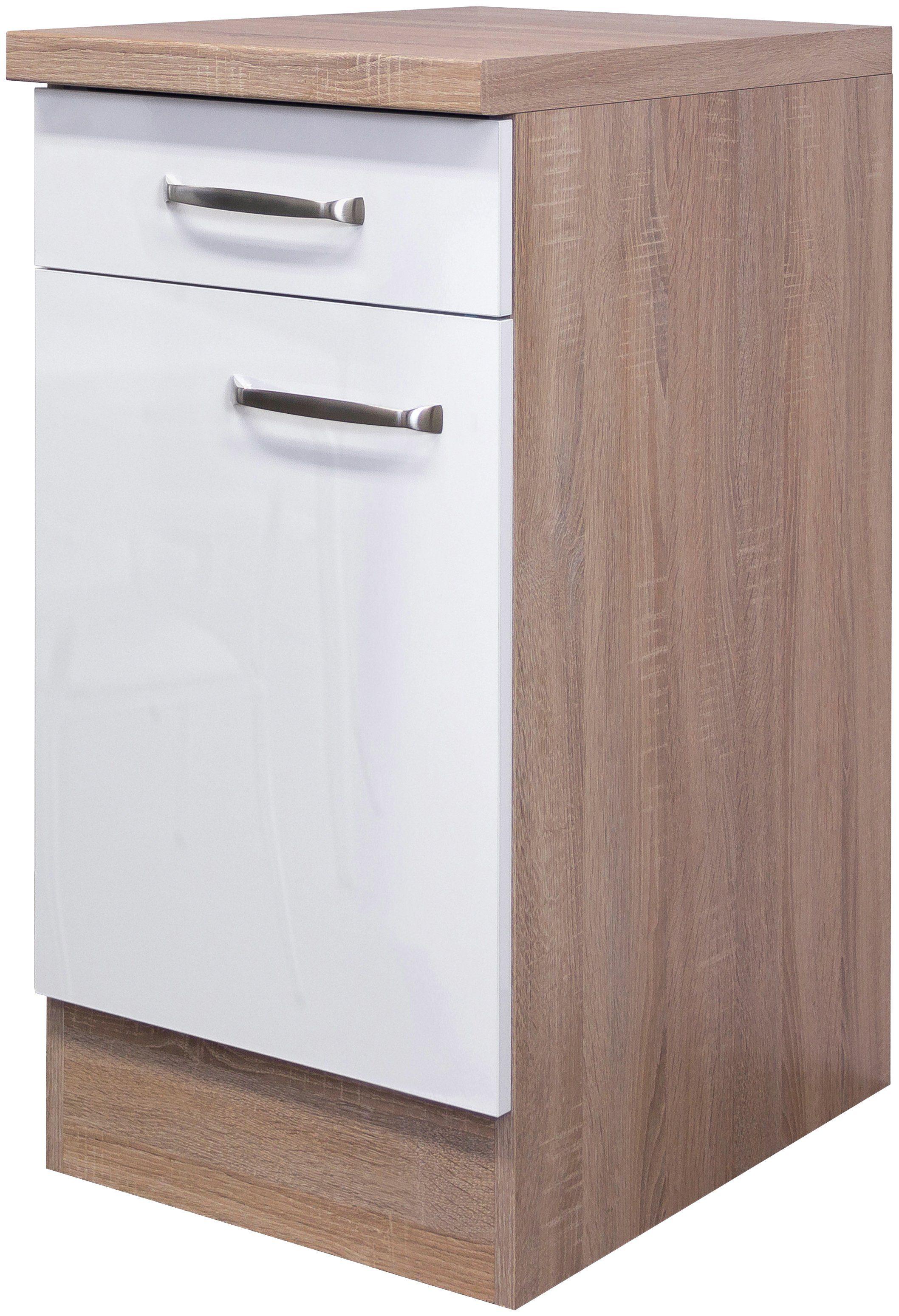 Küchenunterschrank »Florenz«, Breite 40 cm