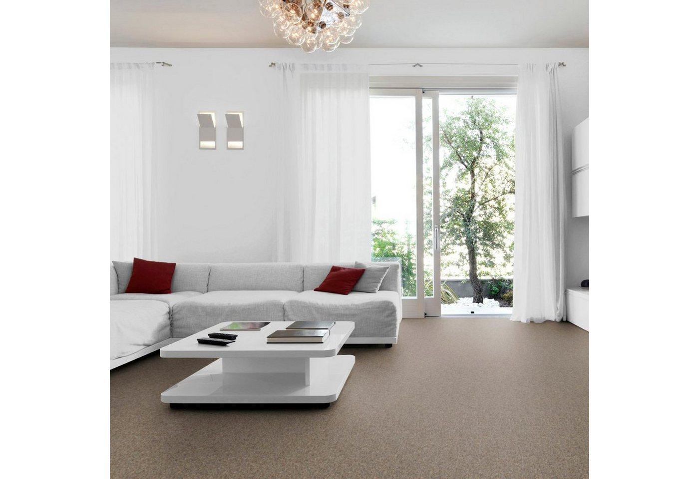 BODENMEISTER Teppichboden »Nadelvlies«, Breite 4 m