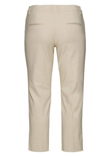 Sheego Class Bügelfaltenhose,;