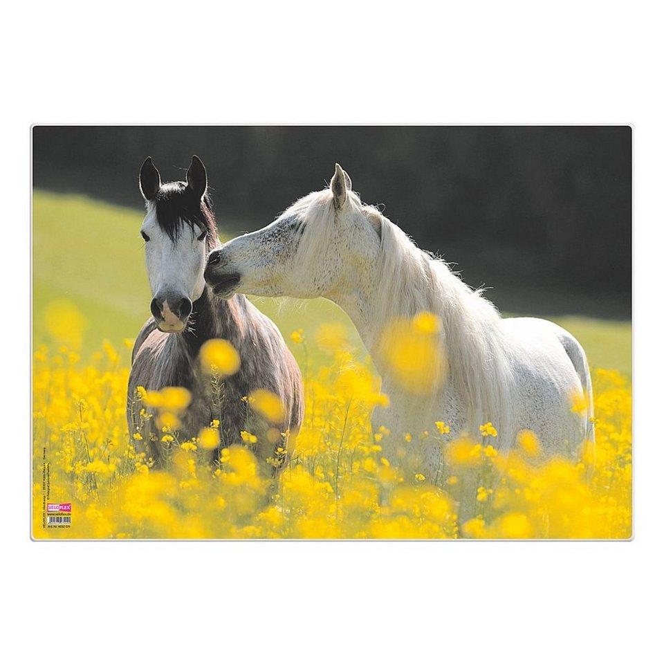 veloflex schreibunterlage pferde online kaufen otto. Black Bedroom Furniture Sets. Home Design Ideas