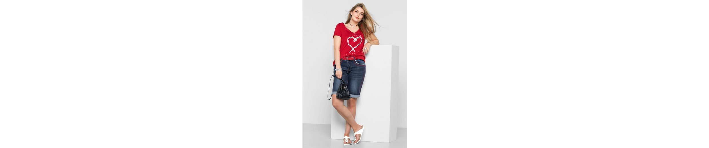 sheego Casual sheego Shirt Casual T T sheego ; ; Shirt rrqgS