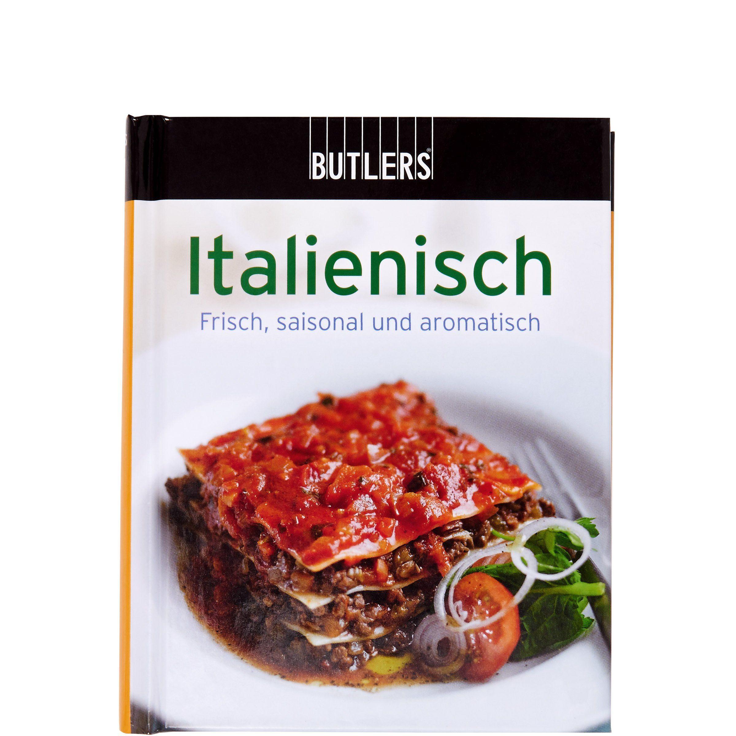 BUTLERS KOCHBUCH »Mini Italienisch«