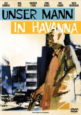 DVD »Unser Mann in Havanna«