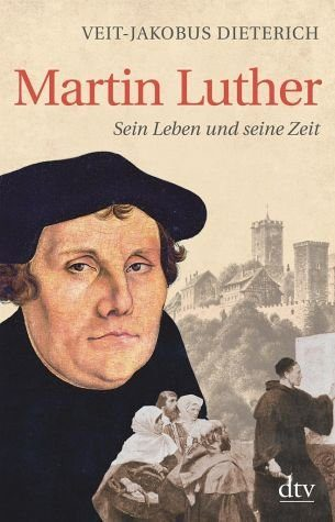 Broschiertes Buch »Martin Luther«