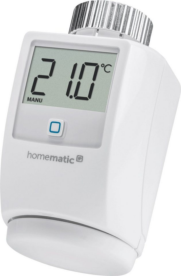 homematic ip smart home raumklima heizk rperthermostat hmip etrv 2 online kaufen otto. Black Bedroom Furniture Sets. Home Design Ideas