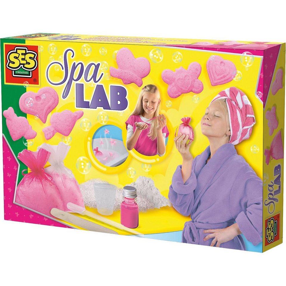SES Creative Spa LAB - Badesalze und Sprudeltabs