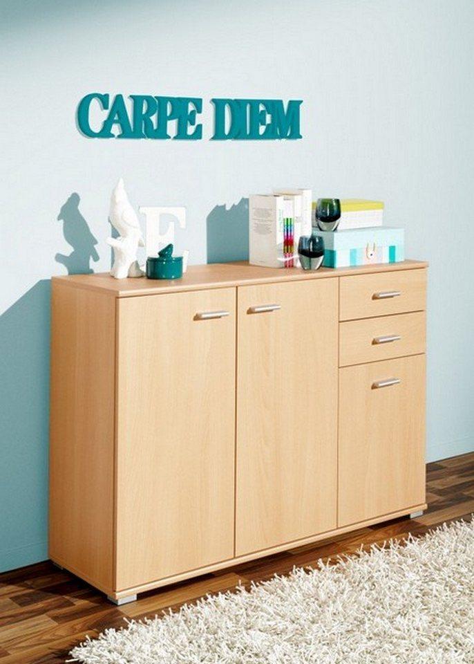 hti living kommode mit schubladen dream kaufen otto. Black Bedroom Furniture Sets. Home Design Ideas