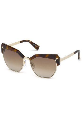 Damen Dsquared2 Damen Sonnenbrille DQ0253  | 00664689850556