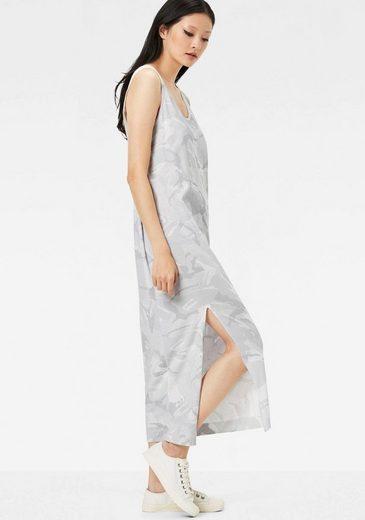 G-Star RAW Jerseykleid Lyker tanktop dress, mit Seitenschlitz