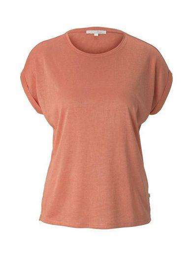 TOM TAILOR Denim T-Shirt (1-tlg)