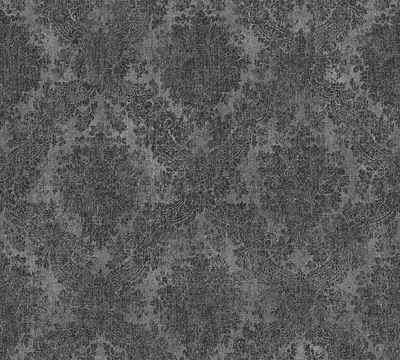 Barock-Tapete in schwarz online kaufen | OTTO