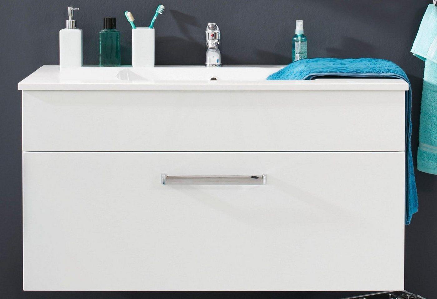 trendteam  Waschtisch Adamo weiß | 04251014191949