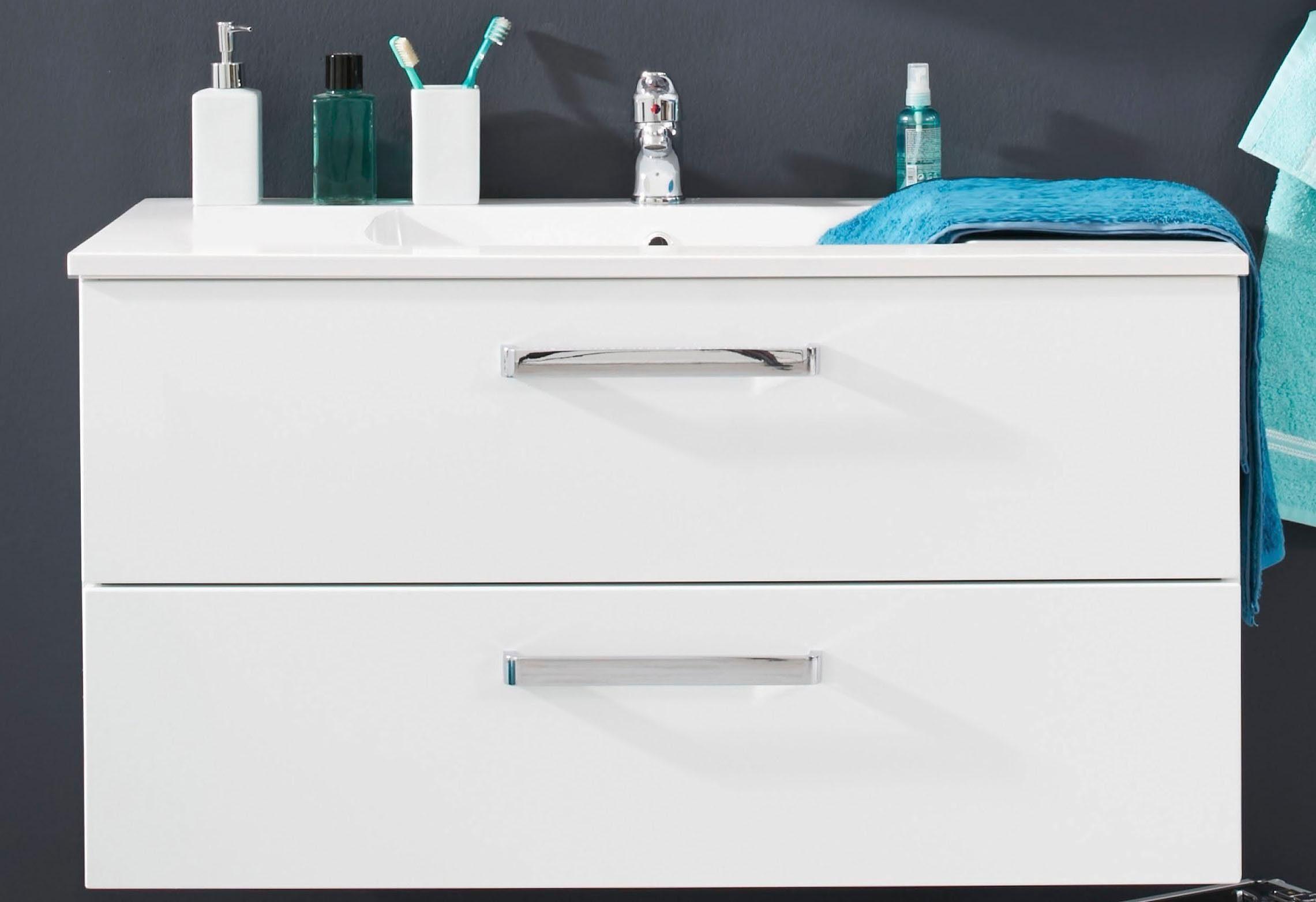 Badschrank badezimmerschrank online kaufen otto