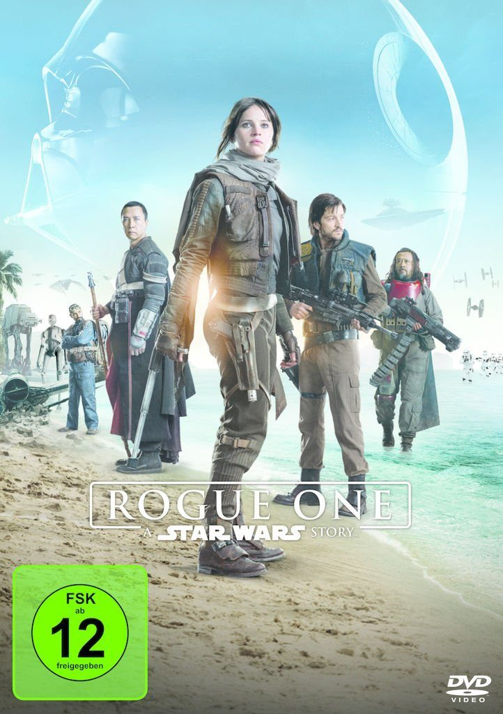 Disney DVD - Film »Rogue One - A Star Wars Story«
