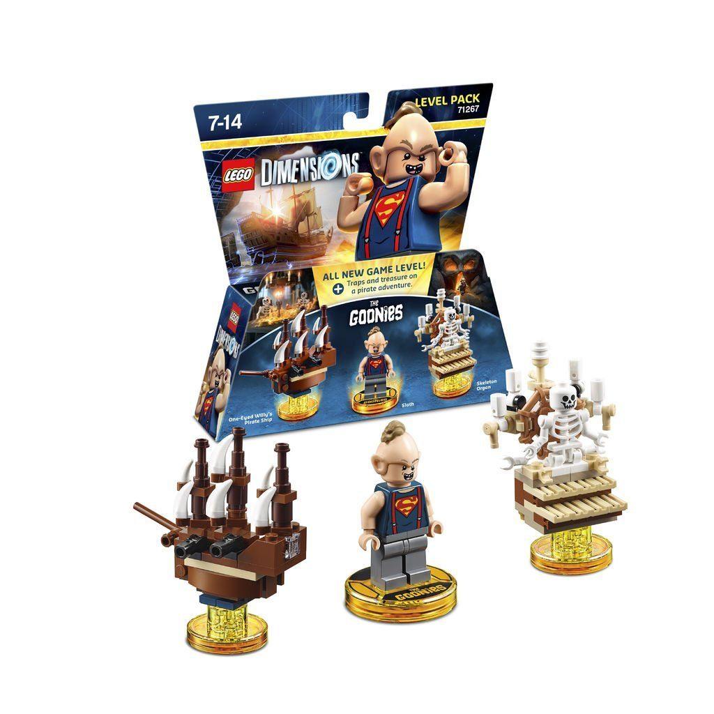 Warner Games Fanartikel »Lego Dimensions Level Pack - Goonies«