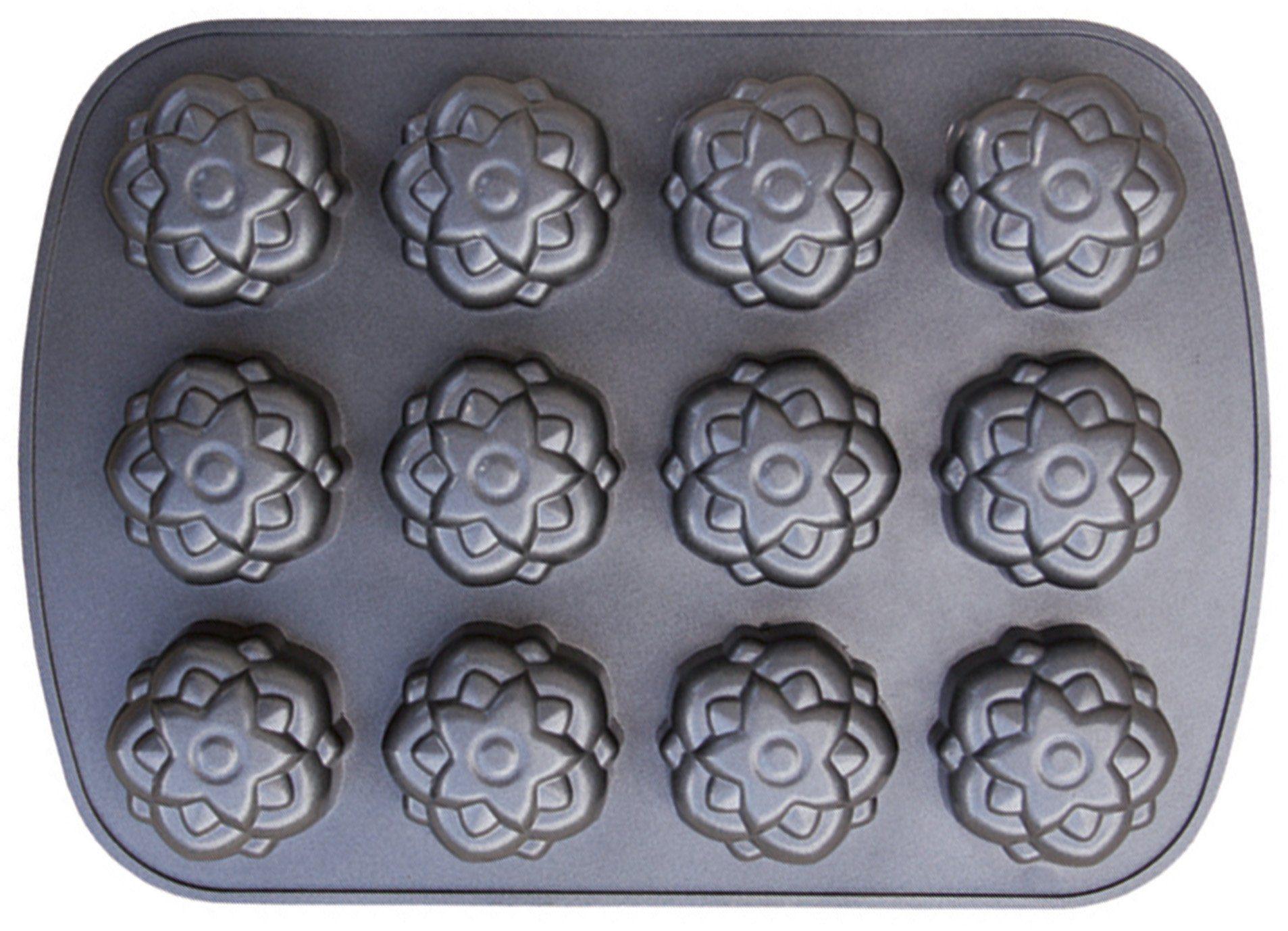 STONELINE® Muffin-Backform, Aluminiumguss