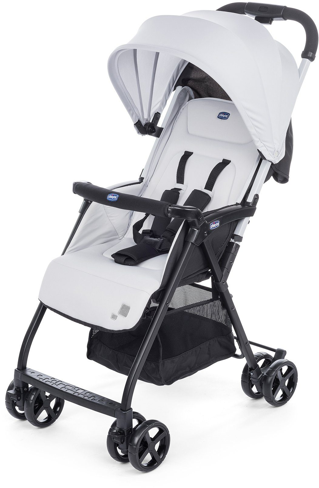 Chicco® Kinder-Buggy, »OHlalà, ultraleicht, silver«