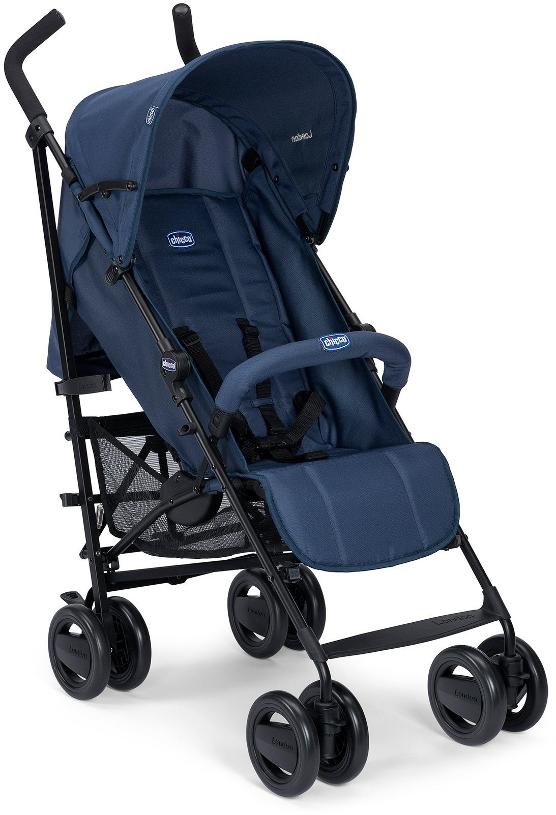 Chicco® Kinder-Buggy, »London, blue passion«