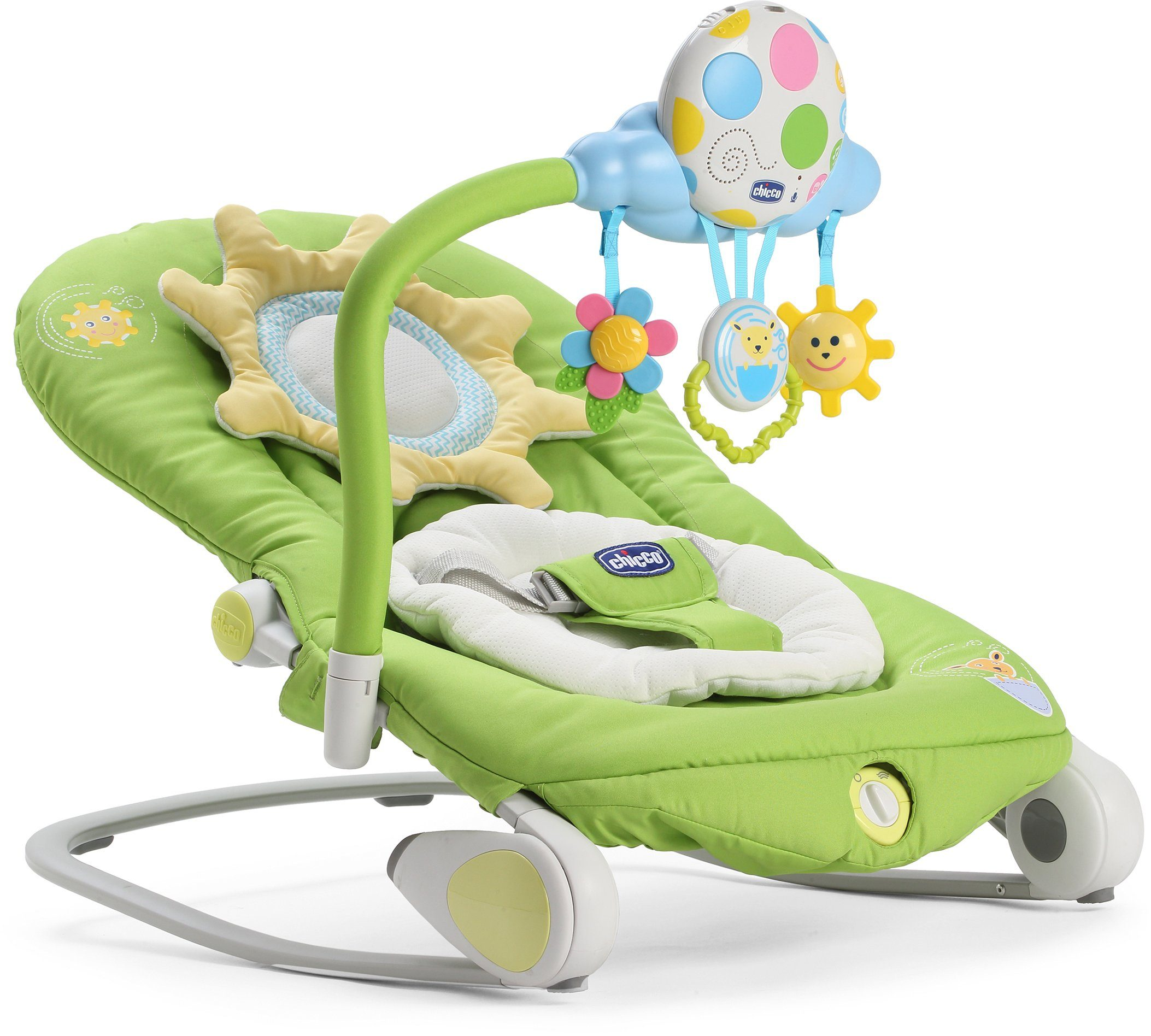 Chicco® Kinderwippe, »Balloon, summer green«