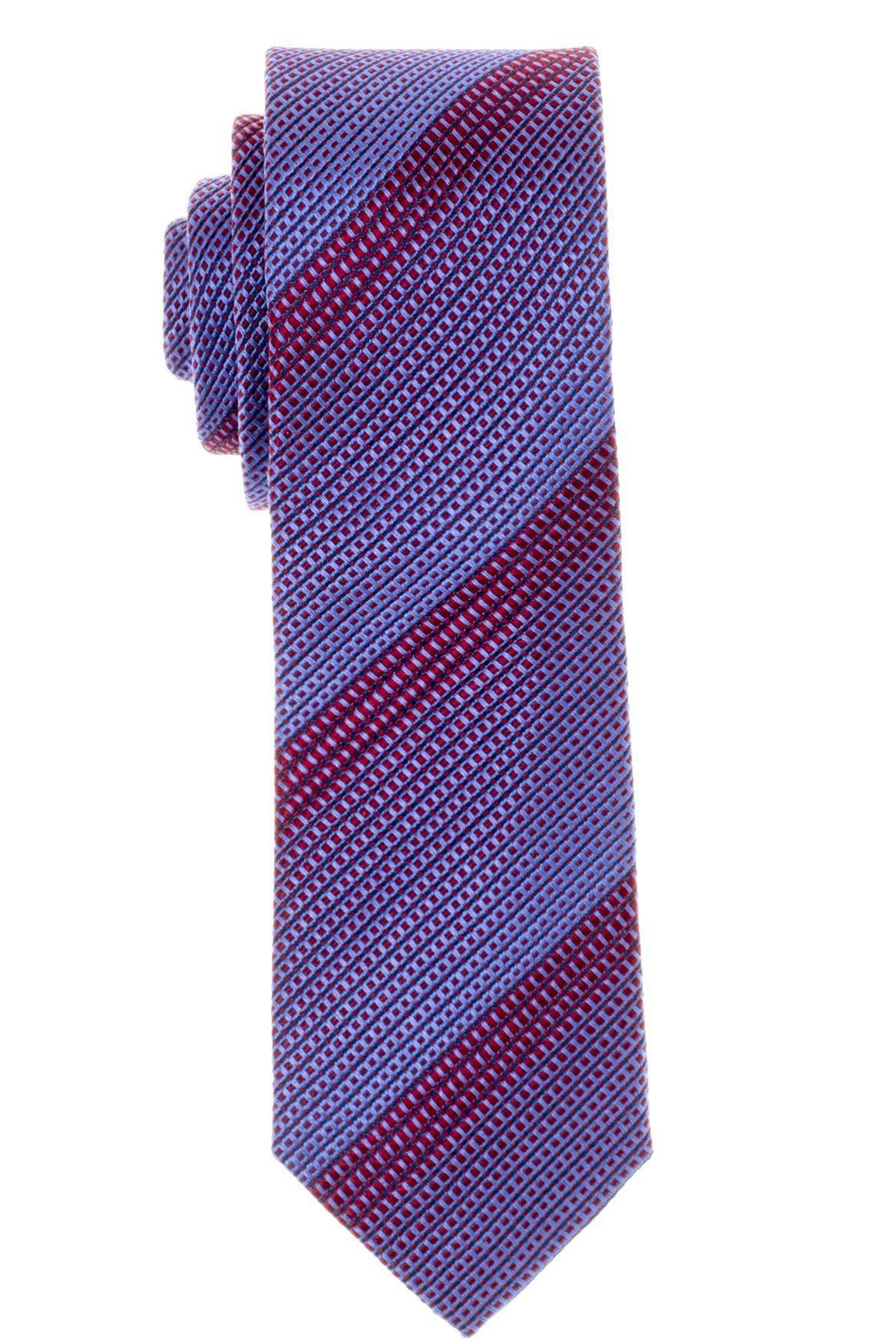 ETERNA Krawatte »schmal gestreift«