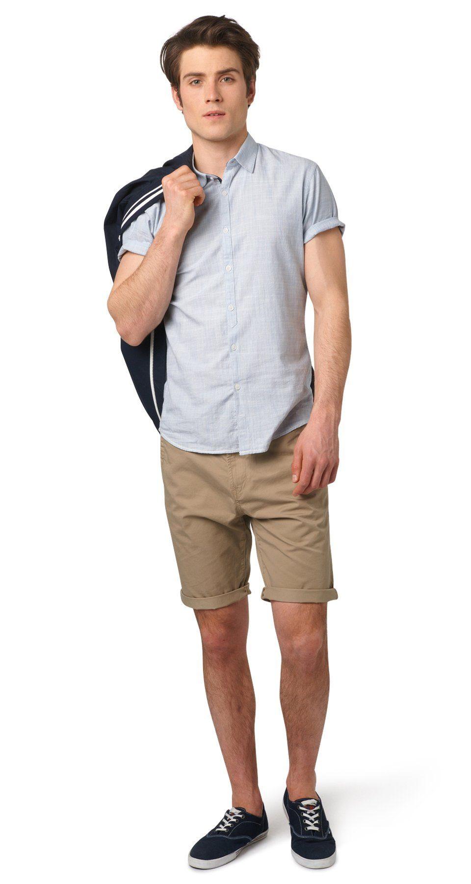 TOM TAILOR DENIM Shorts »Chino Slim Bermuda«