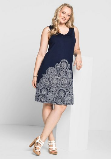 Joe Browns Jersey Dress, Wide Fit The Cutout