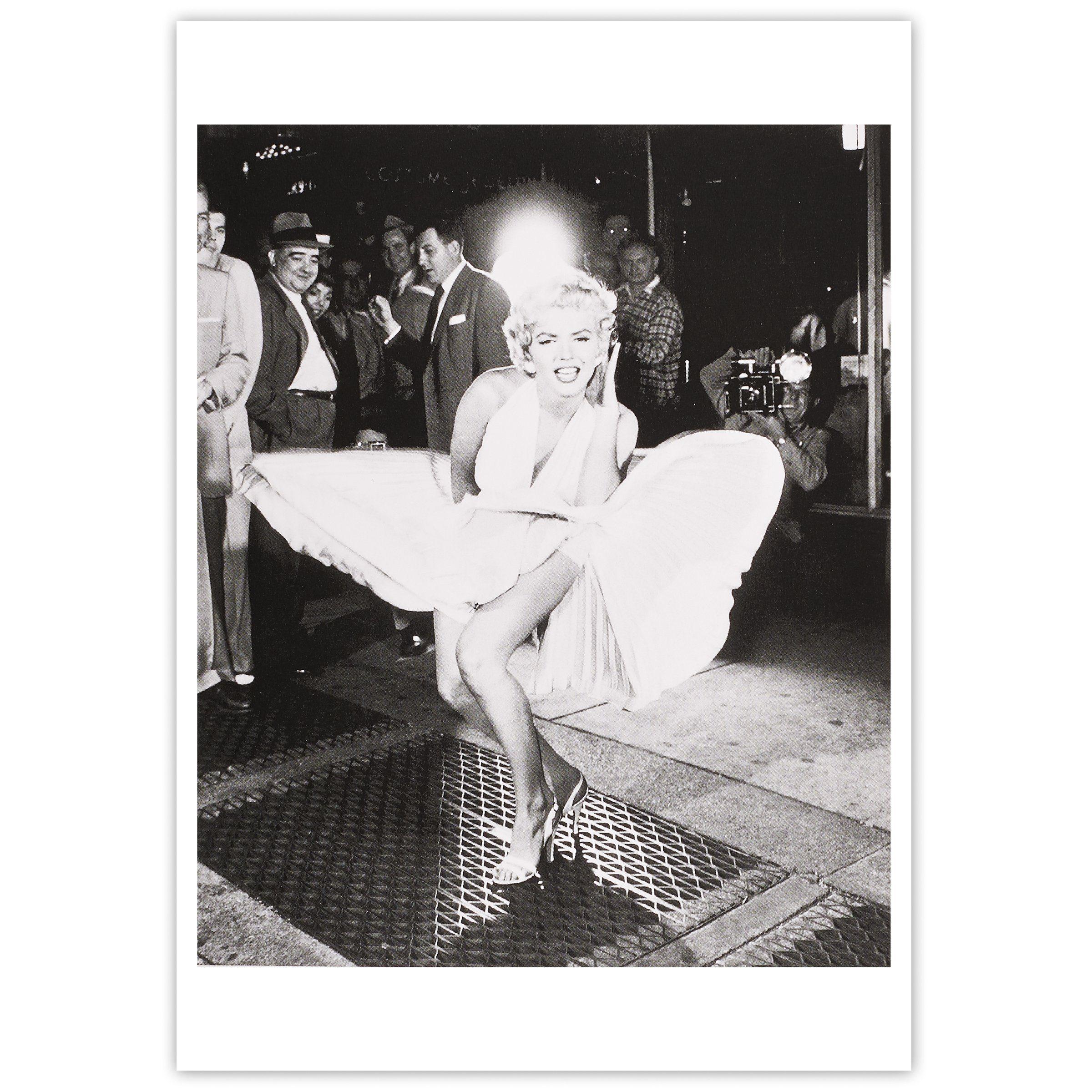 BUTLERS CARD »Marilyn Monroe, 1954«