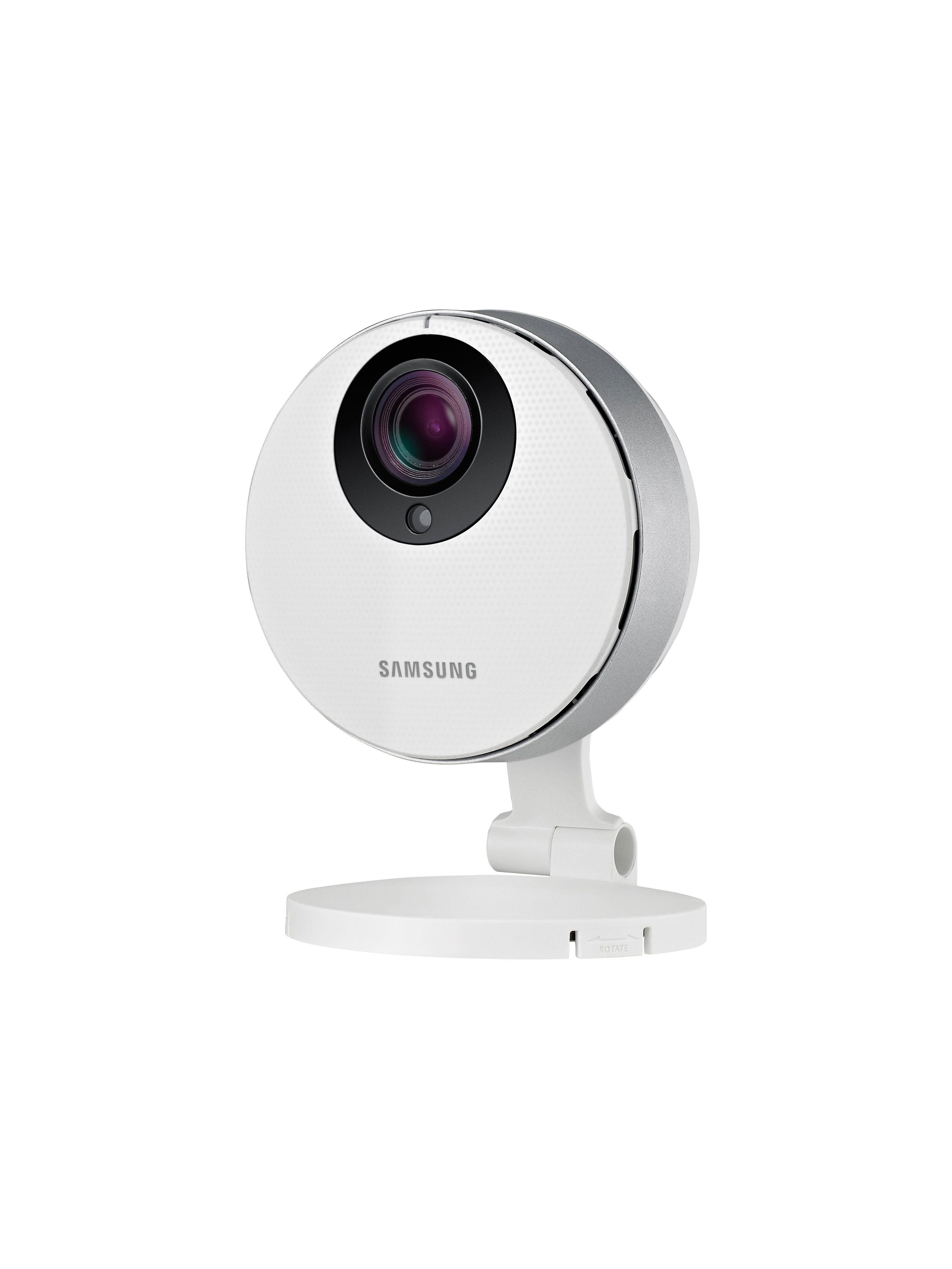 Samsung Smart Home - WLAN SmartCam HD Pro IP Kamera / Babyphone »SNH-P6410BN - Indoor«