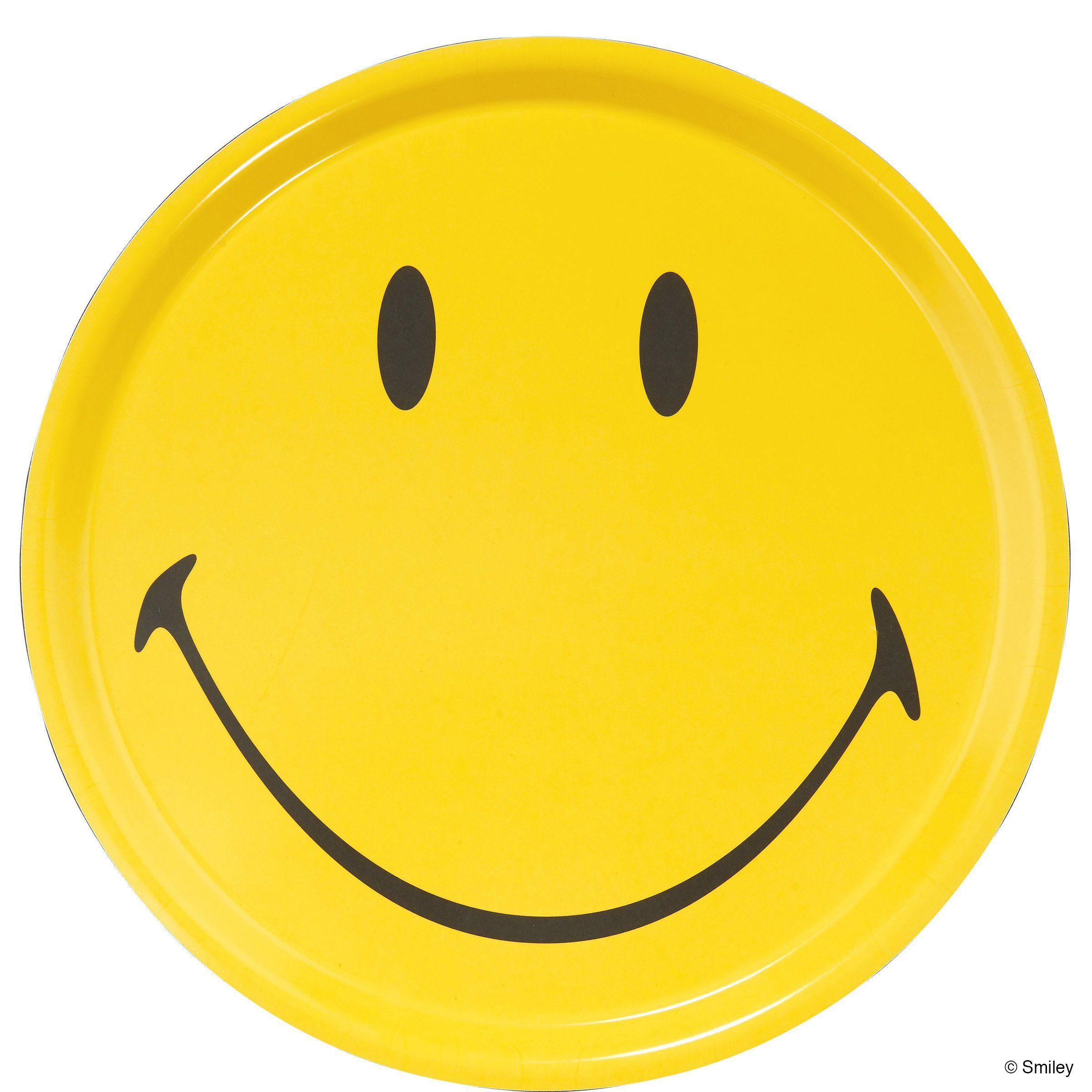 BUTLERS SMILEY »Tablett Smiley rund«