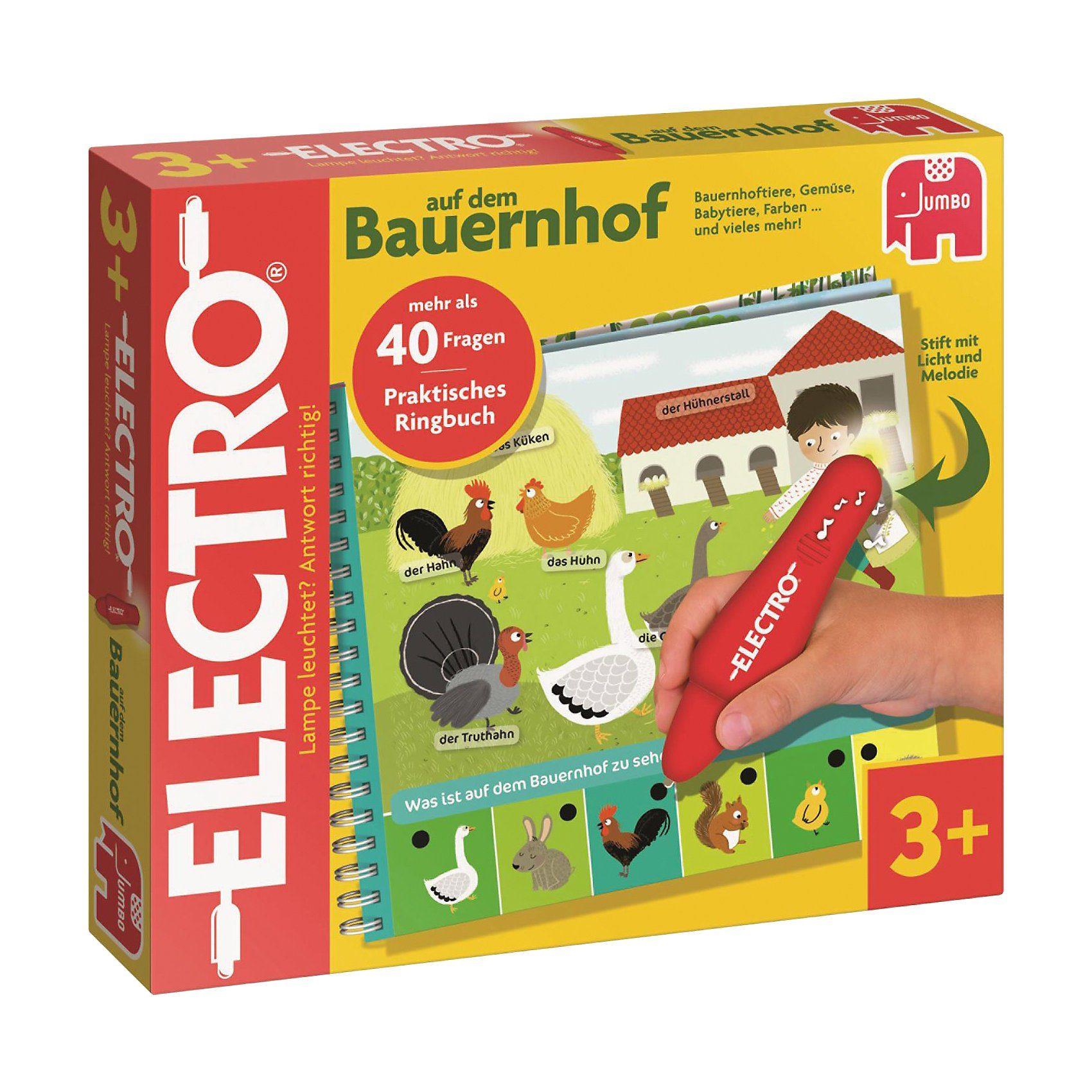 Jumbo Electro - Auf dem Bauernhof