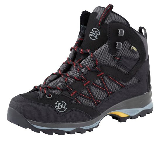 Hanwag Kletterschuh Belorado Mid Lady GTX Trekking Shoes Women