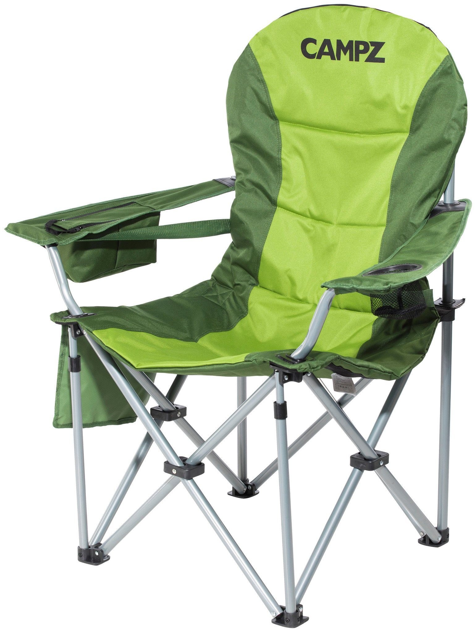 CAMPZ Camping-Stuhl »Deluxe Arm Chair«