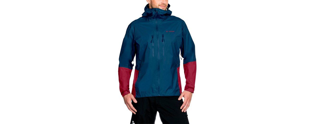 VAUDE Radjacke Tremalzo II Rain Jacket Men Angebote Online 9an4ao