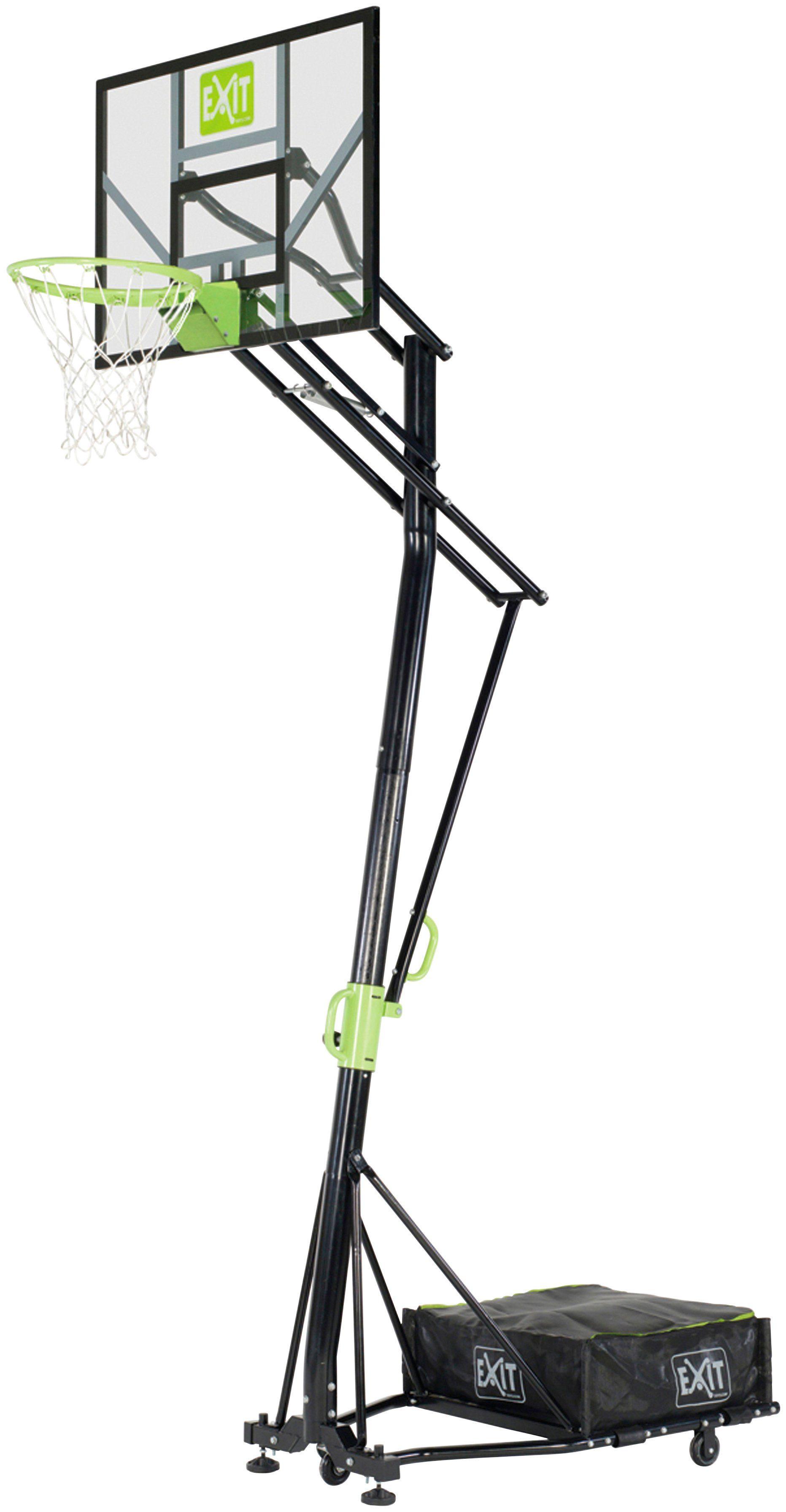 EXIT Basketballanlage »GALAXY Portable Dunk«, in 5 Höhen einstellbar