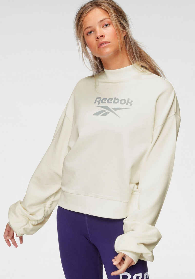 Reebok Classic Sweatshirt »CL W MOCKNECK CREW«