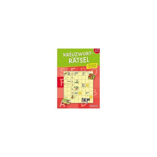 Tessloff Verlag Kreuzworträtsel (rot)