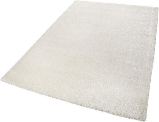 Hochflor-Teppich »Spa«, Esprit, rechteckig, Höhe 40 mm, Besonders weich durch Microfaser