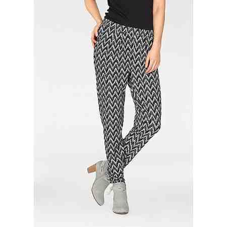Boysen's Jerseyhose »Jogg-Pants«, mit Grafik-Print