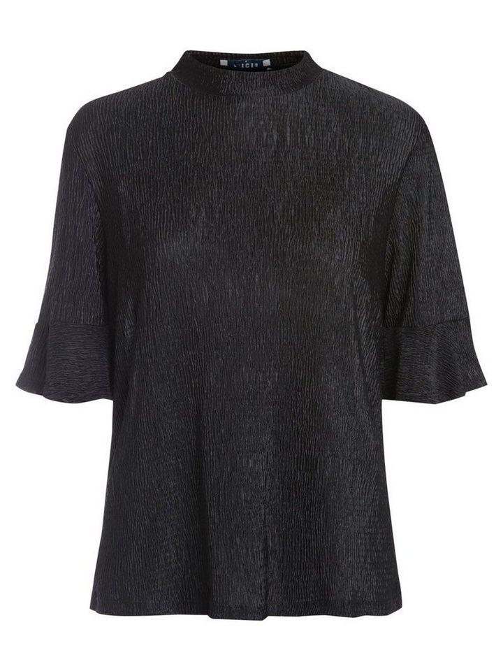 pieces plissierte r schen bluse online kaufen otto. Black Bedroom Furniture Sets. Home Design Ideas