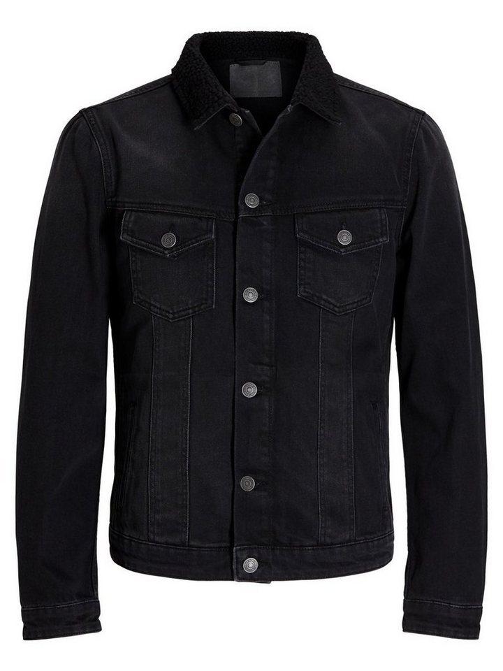 jack jones klassische jeansjacke online kaufen otto. Black Bedroom Furniture Sets. Home Design Ideas