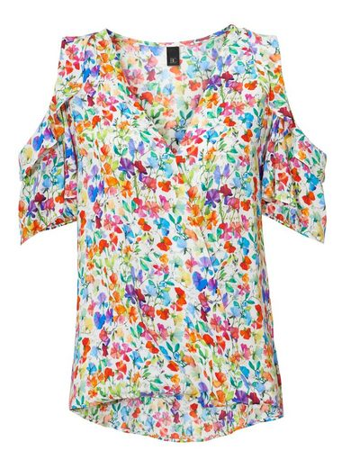 Bc Best Connections By Heine Print Blouse In Winding-optics