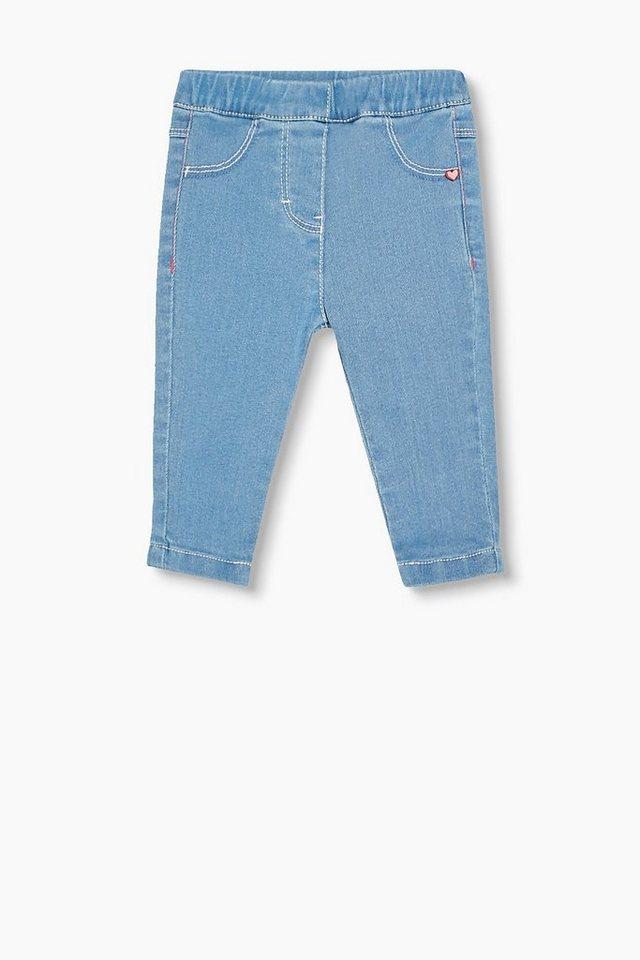 esprit weiche stretch jeans mit gummibund kaufen otto. Black Bedroom Furniture Sets. Home Design Ideas